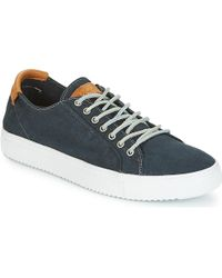 Blackstone Pm31 Shoes (trainers) - Blue