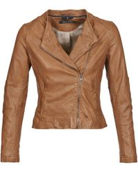 Marc O'polo - Eva Leather Jacket - Lyst