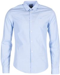 Armani Jeans - Queria Long Sleeved Shirt - Lyst