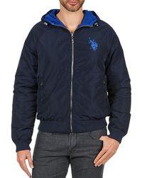 U.S. POLO ASSN. 1891 Jacket Jacket - Blue