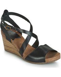 Kickers Spagnol Sandals - Black