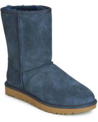 UGG Classic Short Ii Boot - Blue