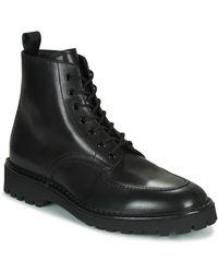 KENZO Kmount Mid Boots - Black