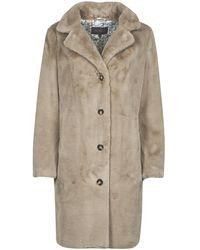 Oakwood Cyber Coat - Grey