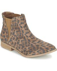 Roxy - Austin J Boot Che Mid Boots - Lyst