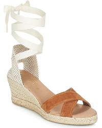Betty London Idile Sandals - Brown