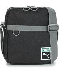 PUMA Original Portabl Retro.blk Pouch - Black