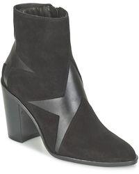 KG by Kurt Geiger Skywalk Low Ankle Boots - Black