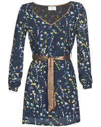 Betty London Lior Dress - Blue