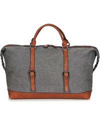 Casual Attitude Davitu Travel Bag - Grey