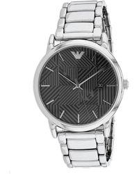 Armani - Classic Watch - Lyst