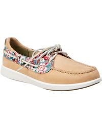 Sperry Top-Sider - Oasis Dock Suede Boat Shoe - Lyst