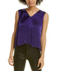 Forte Forte - Moire Top - Lyst