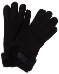 UGG Turn Cuff Gloves - Black