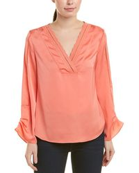 Laundry by Shelli Segal Top - Pink