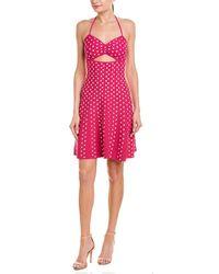 Ronny Kobo Shila A-line Dress - Pink