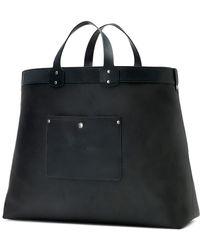 Ghurka - Larsen Leather Tote - Lyst