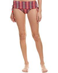 Heidi Klum Catalina Kisses Bikini Bottom - Pink