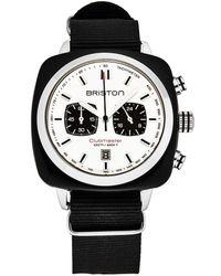 Briston Clubmaster Watch - Black