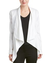 NYDJ - Stretch Linen-blend Jacket - Lyst