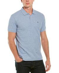 Original Penguin Daddy-o 2.0 Polo Shirt - Blue