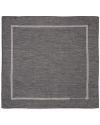 John Varvatos - Collection Signature Pocket Square - Lyst