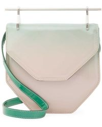 M2malletier - Amor Fati Small Leather Shoulder Bag - Lyst