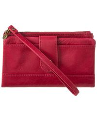 Hobo - Colt Leather Wristlet - Lyst