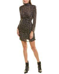 Ba&sh Acia Mini Dress - Black
