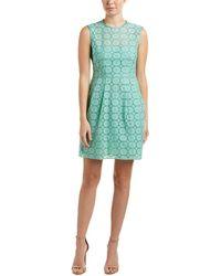 Nanette Lepore Shift Dress - Green
