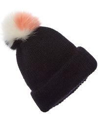 Eugenia Kim Maddox Wool-blend Hat - Black