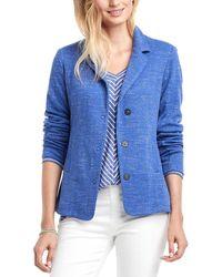 NIC+ZOE Petite Milly Jacket - Blue