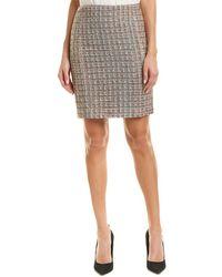 Brooks Brothers - Pencil Skirt - Lyst