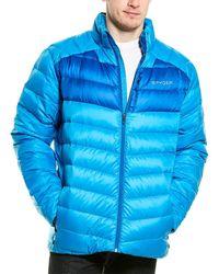 Spyder Timeless Quilted Jacket - Blue