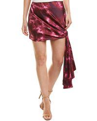 Cinq À Sept Ryder Mini Skirt - Pink