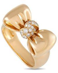 Van Cleef & Arpels Vintage Van Cleef & Arpels 0.20 Ct. Tw. Diamond Ring - Metallic