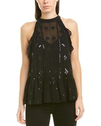 Generation Love Aria Blouse - Black