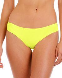 Sam Edelman Bikini Bottom - Yellow