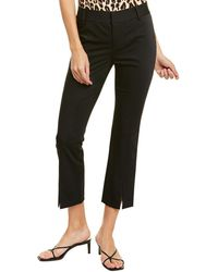 Alice + Olivia Stacey Ankle Pant - Black