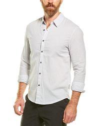 James Perse Standard Fit Shirt - Grey