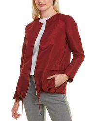 Lafayette 148 New York Albany Topper - Red