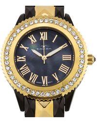 Tavan Women's Charlotte Watch - Metallic