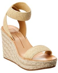 Dolce Vita Paula Wedge Sandal - Brown