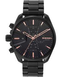 DIESEL Ms9 Watch - Black