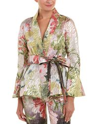 Josie Natori Jacket - Multicolour