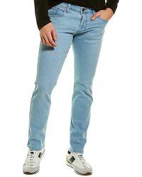 J Brand Kane Subsum Straight Leg Jean - Blue