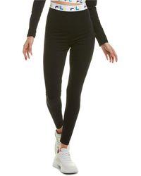 Fila Raquel High-waist Legging - Black