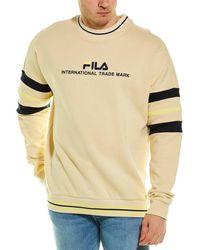 Fila Adamo Sweatshirt - Natural