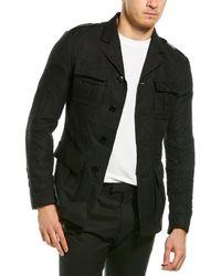 Valentino Coat - Black