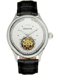 Heritor Unisex Hayward Watch - Multicolour